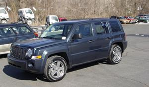 2012 Jeep Patriot Exterior
