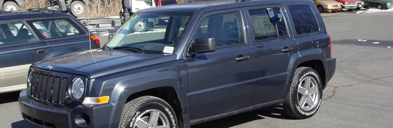 2010 Jeep Patriot Exterior