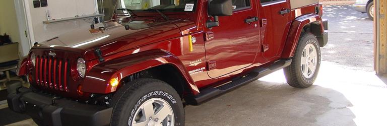 2008 Jeep Wrangler Unlimited Exterior