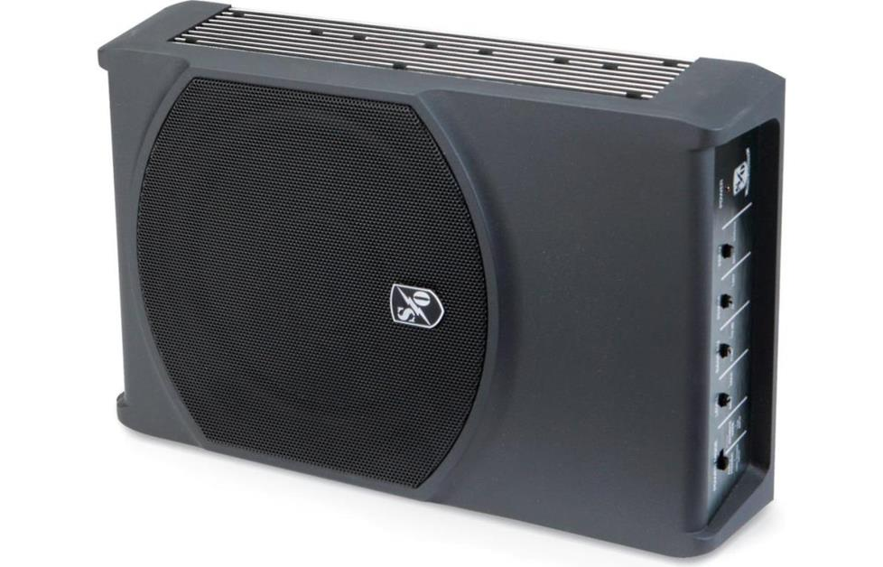Sound Ordnance B-8PT powered subwoofer