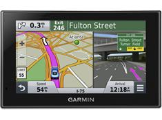 Garmin nüvi 2599LMTHD portable navigator review