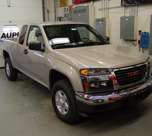 2010 GMC Canyon Exterior