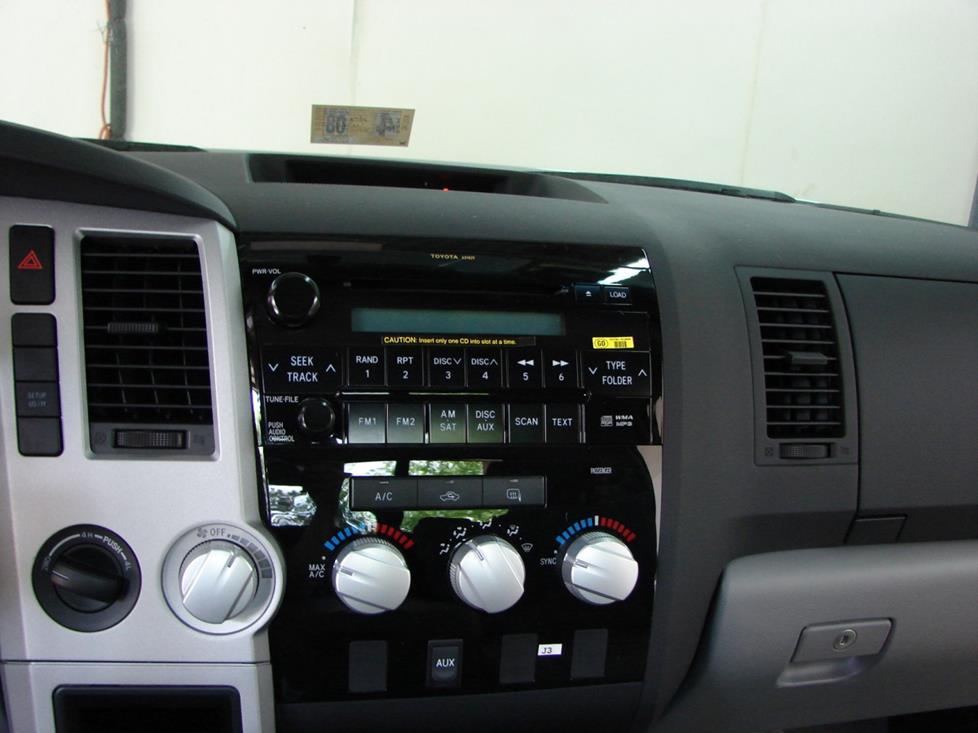 20072013 Toyota Tundra Regular Cab Car Audio Profilerhcrutchfieldca: 2007 Tundra Radio Upgrade At Gmaili.net