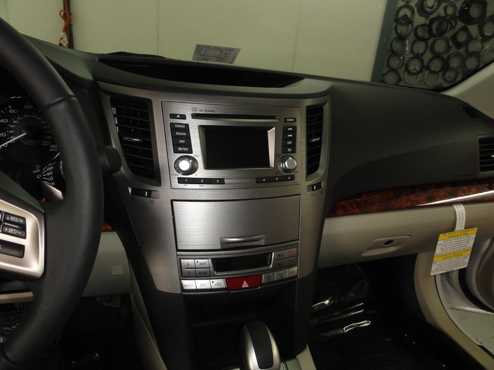 2010 2014 Subaru Outback Car Audio Profile
