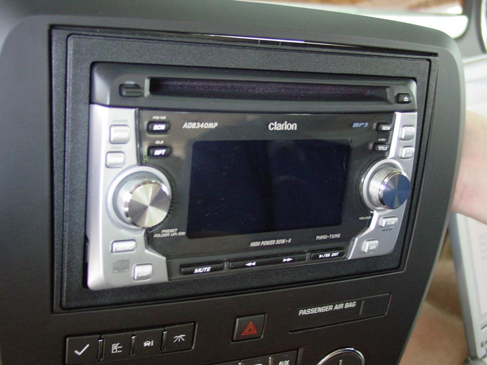 Enclave with new stereo
