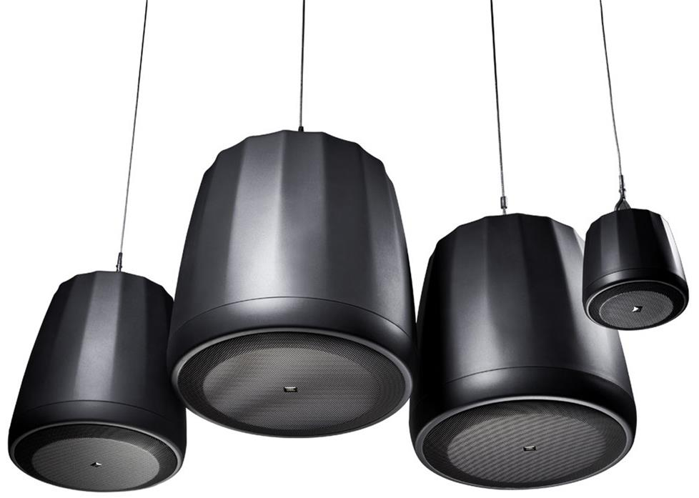 Pendant speakers