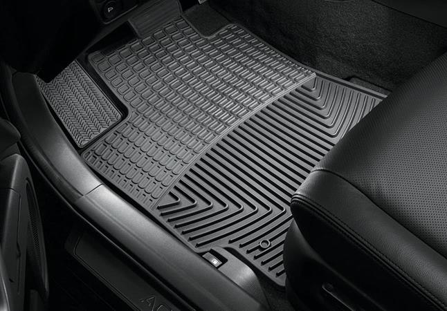WeatherTech All-Weather mat
