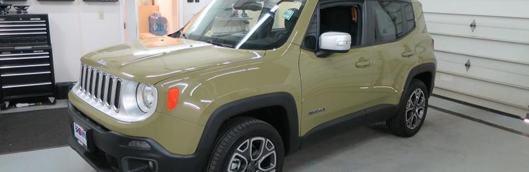 2016 Jeep Renegade Exterior