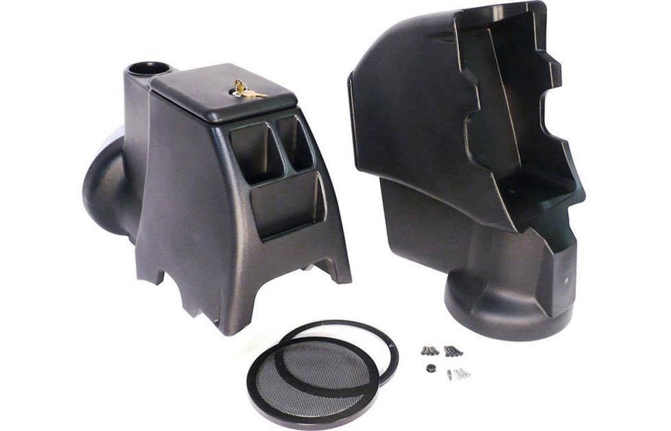 Select Increments Intra-Pod for the Jeep CJ