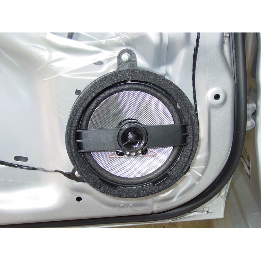 2014 Subaru Impreza WRX Rear door speaker