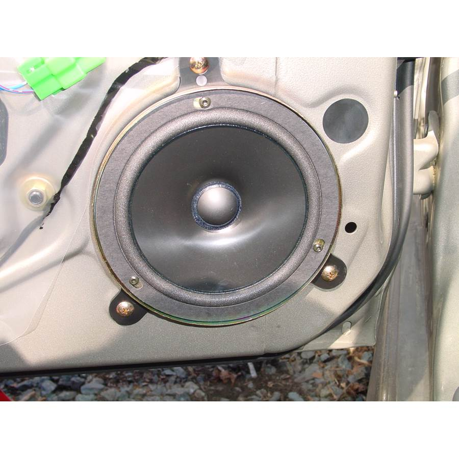 2001 Subaru Outback Rear door speaker