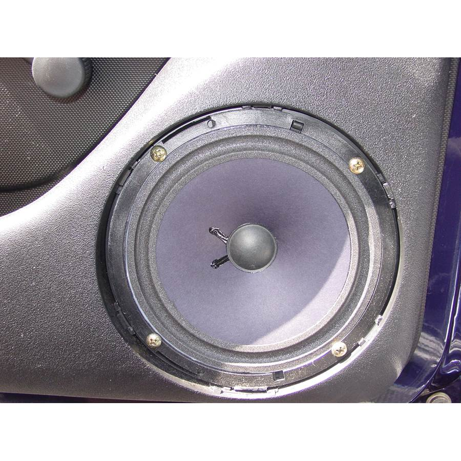 1997 Volkswagen Golf III Front door speaker