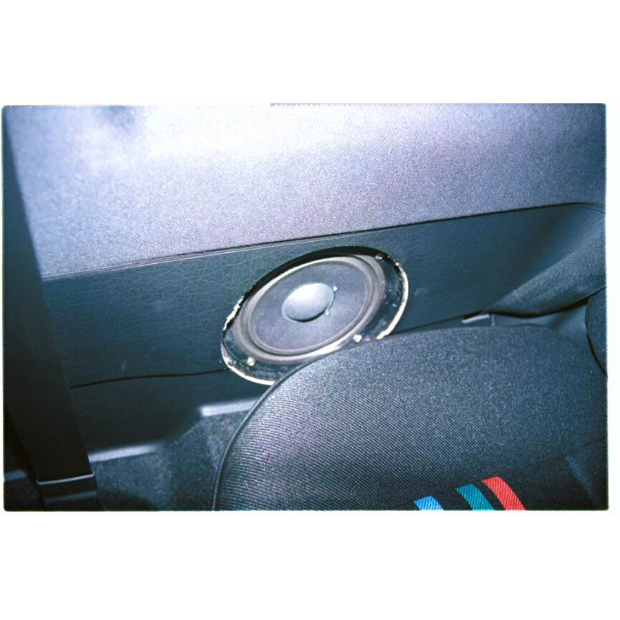1997 Volkswagen Golf III Rear side panel speaker