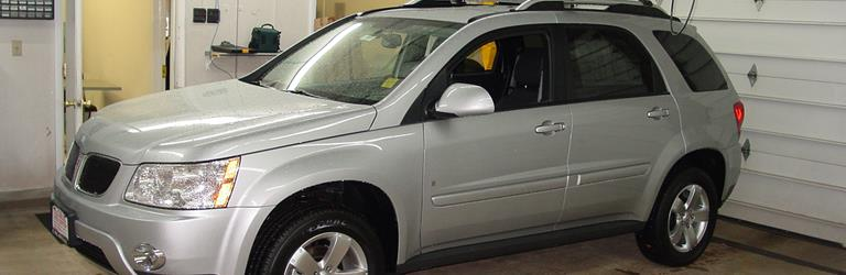 2008 Pontiac Torrent Exterior
