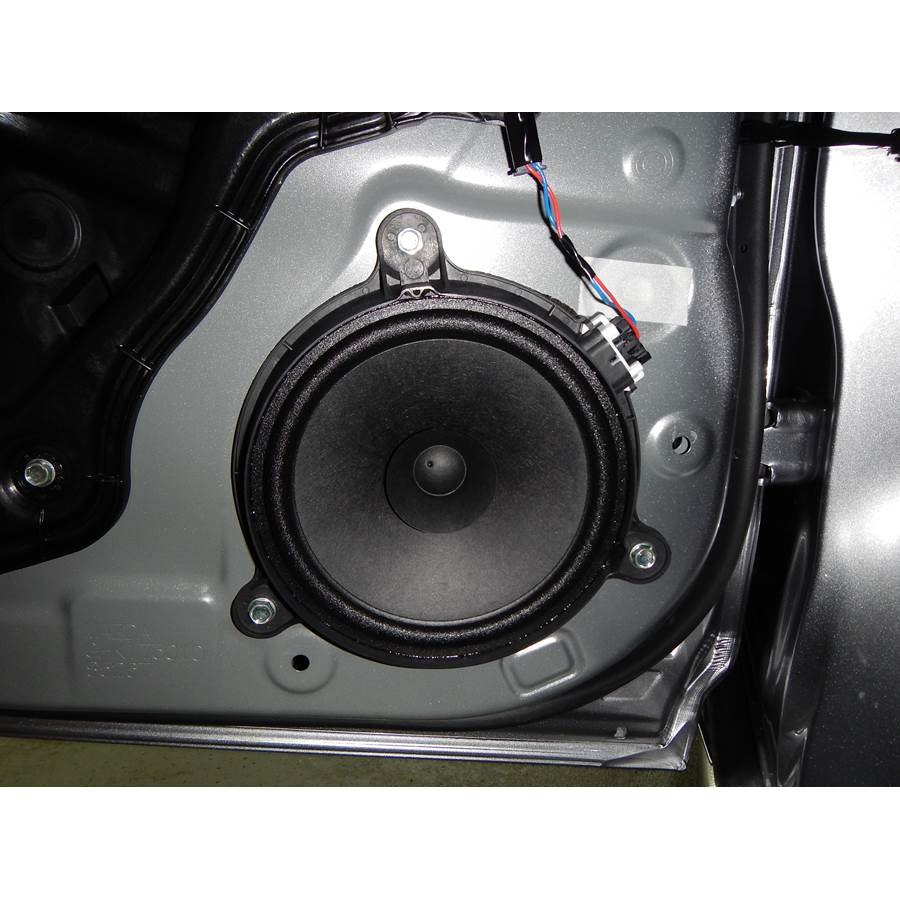 2017 Mazda 6 Rear door speaker