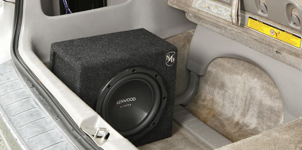 Subwoofer and box