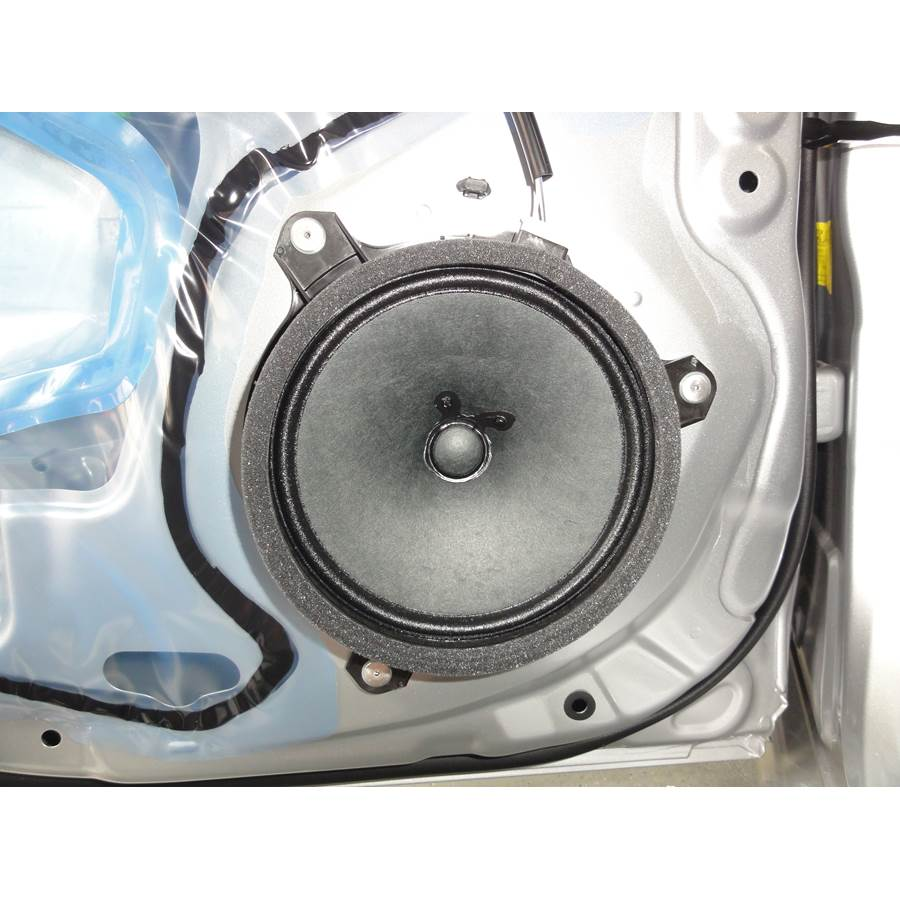 2016 Toyota Prius C Rear door speaker