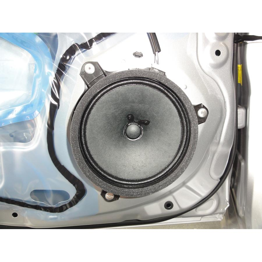 2018 Toyota Prius C Rear door speaker