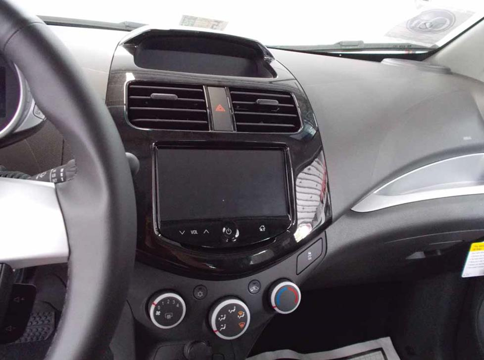 Chevy Spark radio
