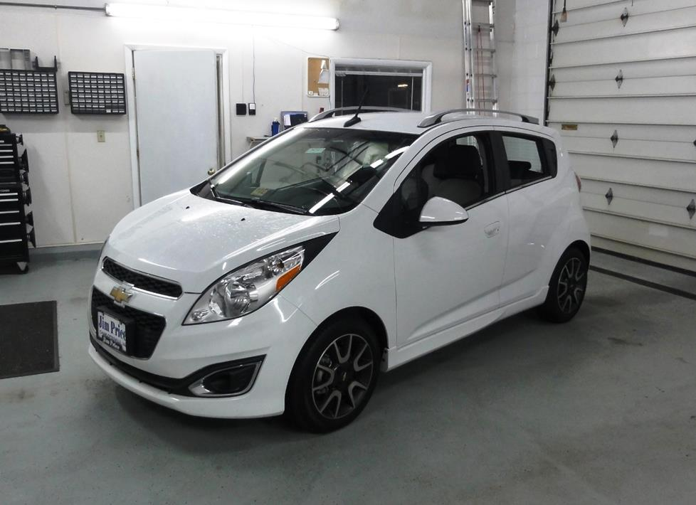2013 Chevrolet Spark (Crutchfield Research Photo)