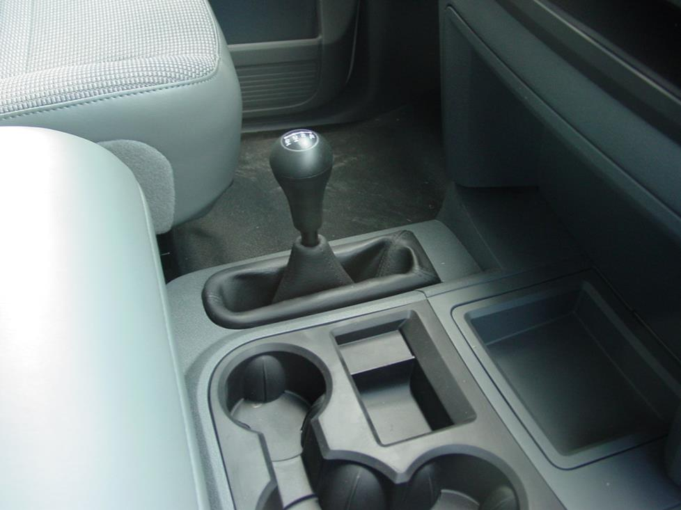 dodge ram center console
