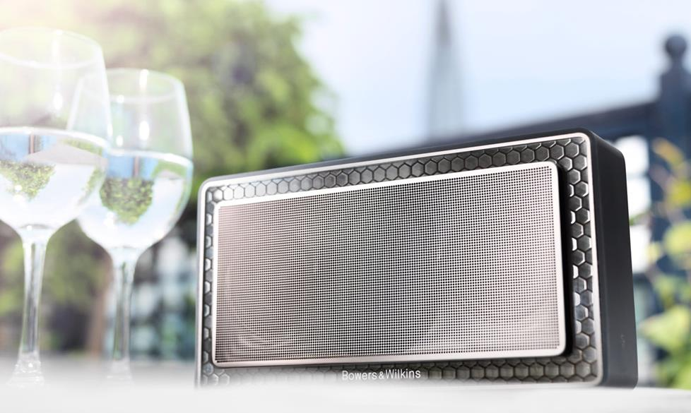 T7 portable Bluetooth speaker