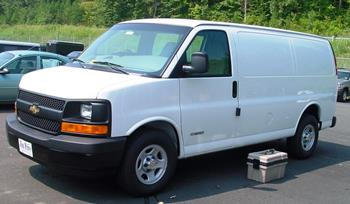 2003-up Chevrolet Express and GMC Savana