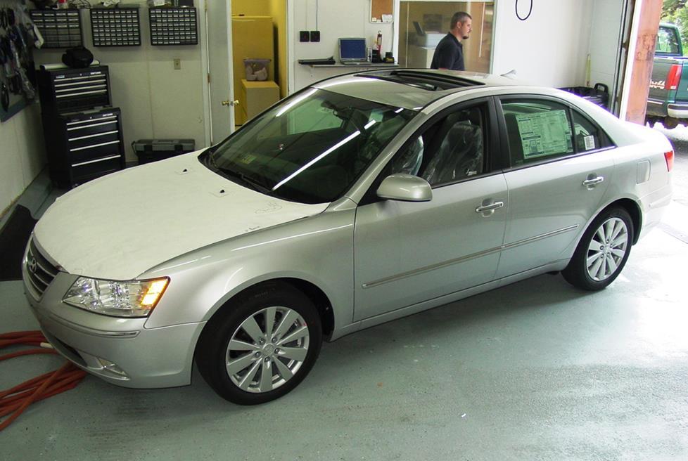 2006 2010 Hyundai Sonata Car Audio Profile