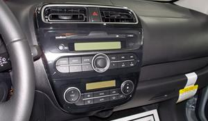 2017 Mitsubishi Mirage G4 Factory Radio