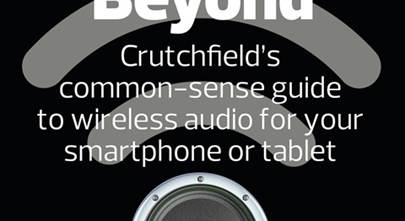 Bluetooth and Beyond: a Crutchfield ebook