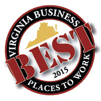 Crutchfield named one of Virginia's Best Places to Work