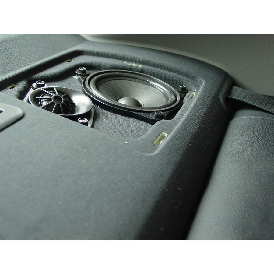 2010 BMW M3 Rear deck speaker