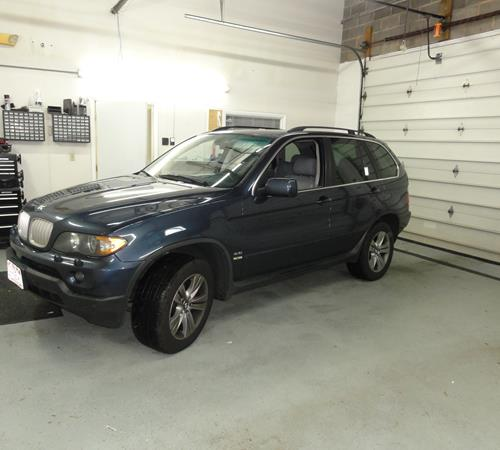 2001 BMW X5 - find speakers, stereos, and dash kits that fit