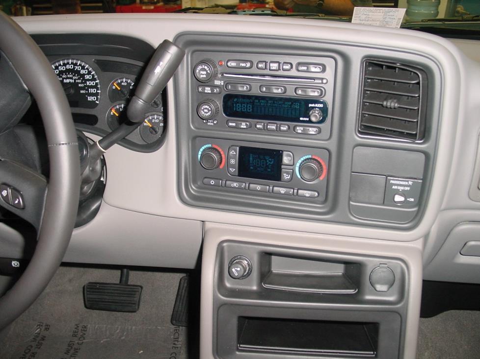 2003 2007 chevrolet silverado 1500 extended cab car stereo. Black Bedroom Furniture Sets. Home Design Ideas