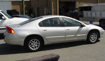 1998-2004 Chrysler Concorde, Chrysler 300M, and Dodge Intrepid