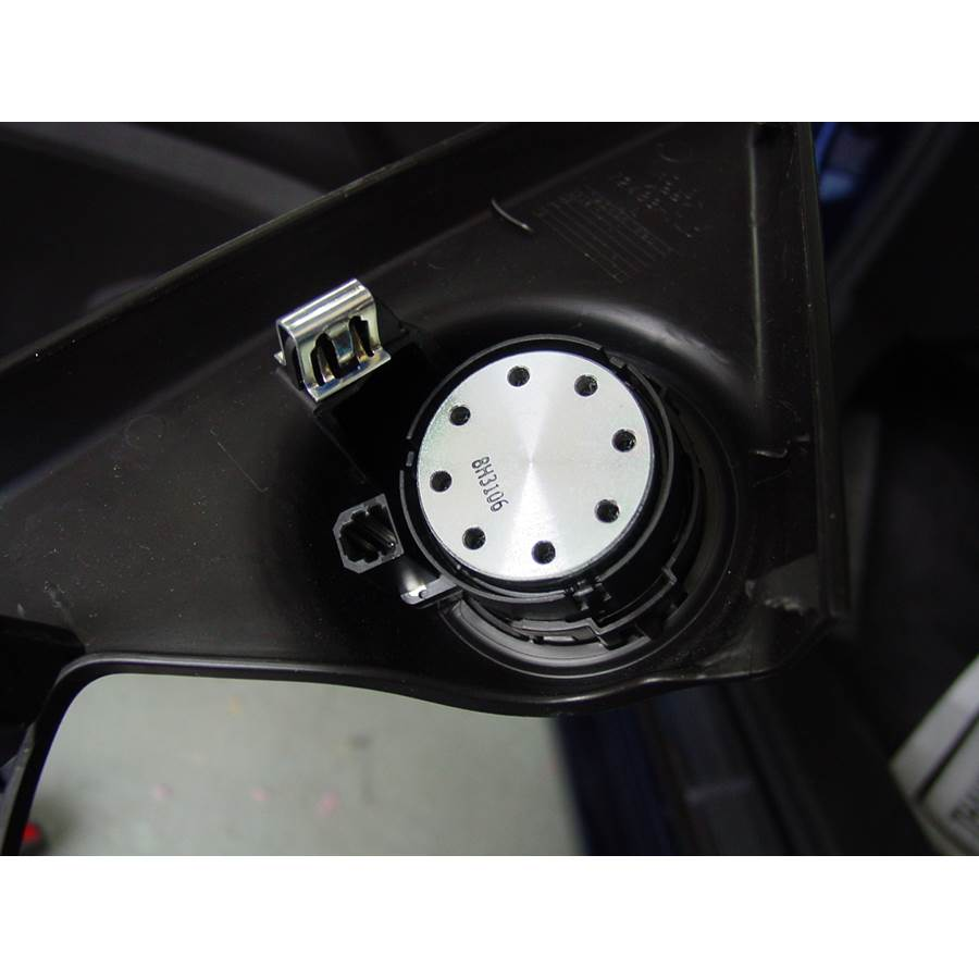 2010 Acura TSX Front door tweeter