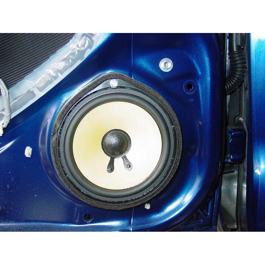 2010 Acura TSX Front door woofer