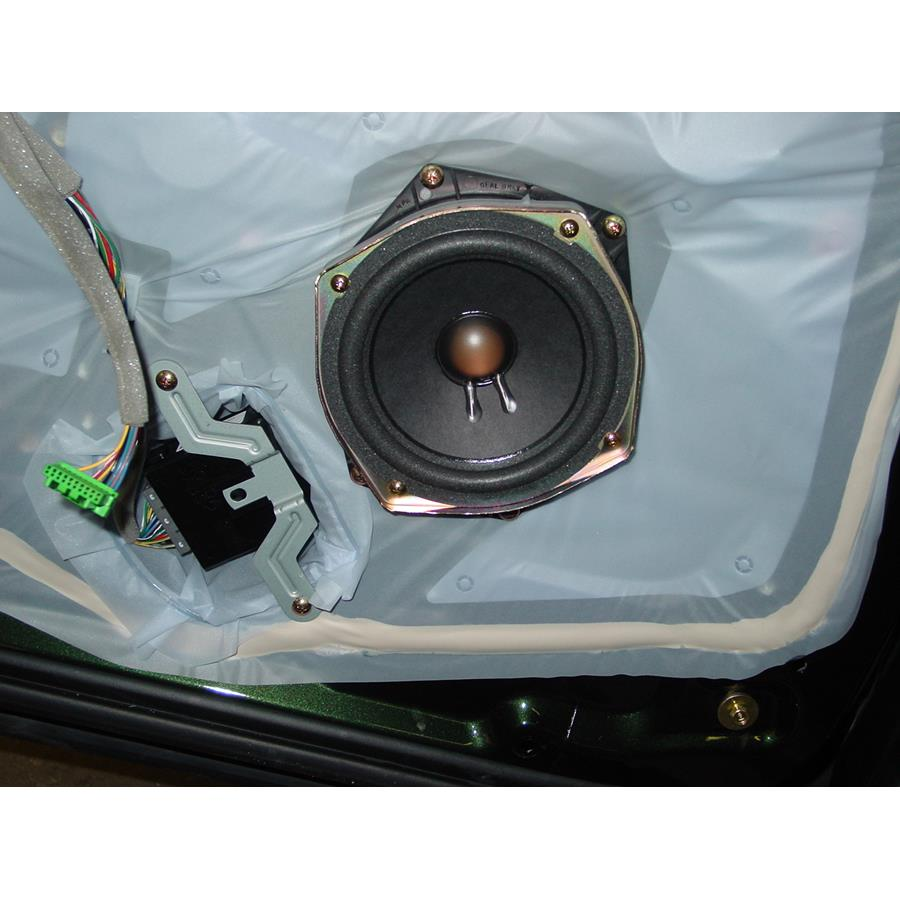 2004 Acura 3.5RL Front door woofer