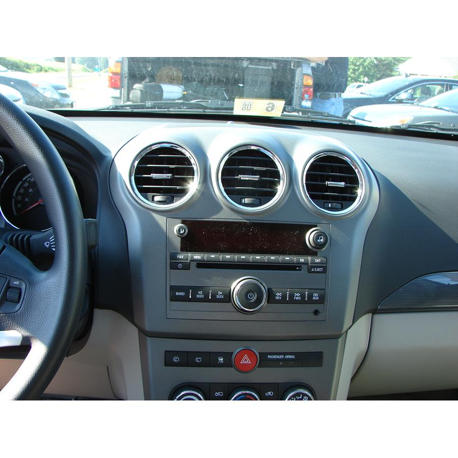2009 Saturn VUE Factory Radio