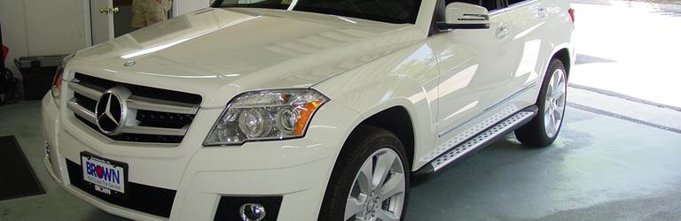 2012 Mercedes-Benz Glk-Class - find speakers, stereos, and dash kits