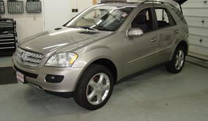 2008 Mercedes-Benz ML320 Exterior