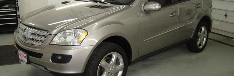 2008 Mercedes-Benz ML550 Exterior