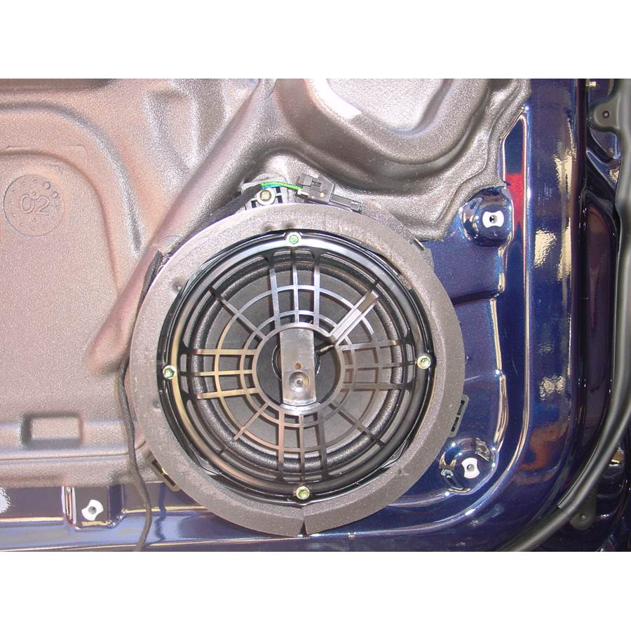 2000 Mercedes-Benz ML320 Front door woofer