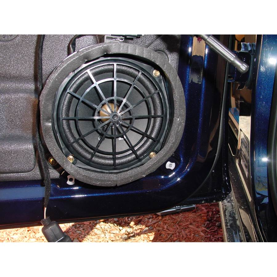 2000 Mercedes-Benz ML320 Rear door speaker