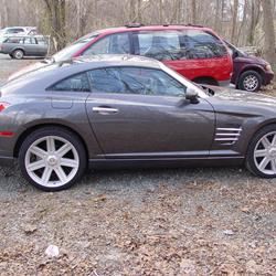 2008 Chrysler Crossfire Exterior