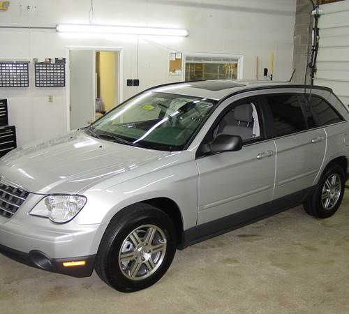 2008 Chrysler Pacifica Exterior