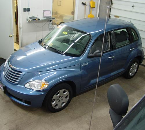 2010 Chrysler PT Cruiser Exterior