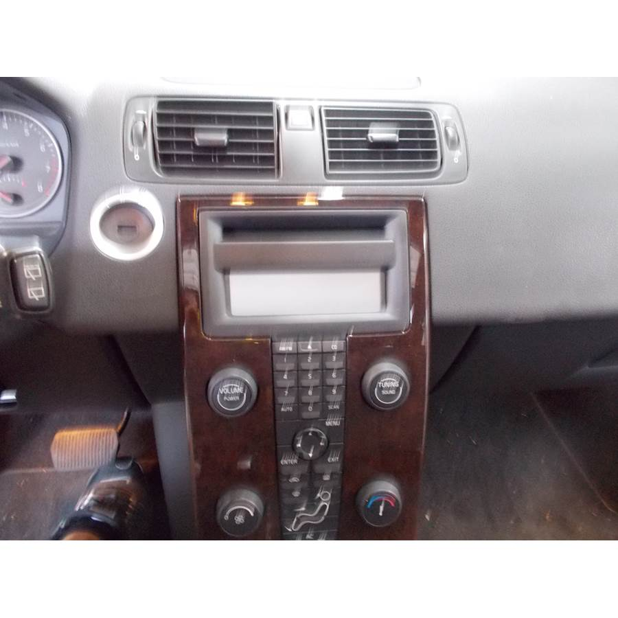 2008 Volvo S40 Factory Radio
