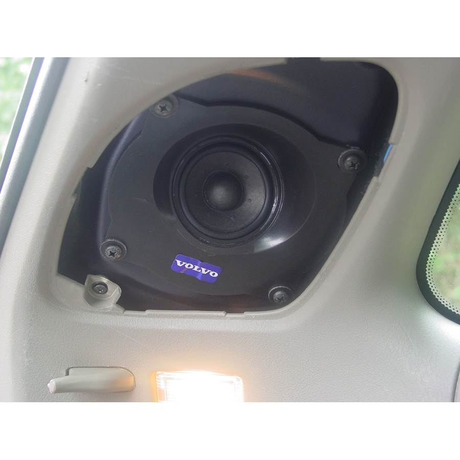 2001 Volvo V40 Rear pillar speaker