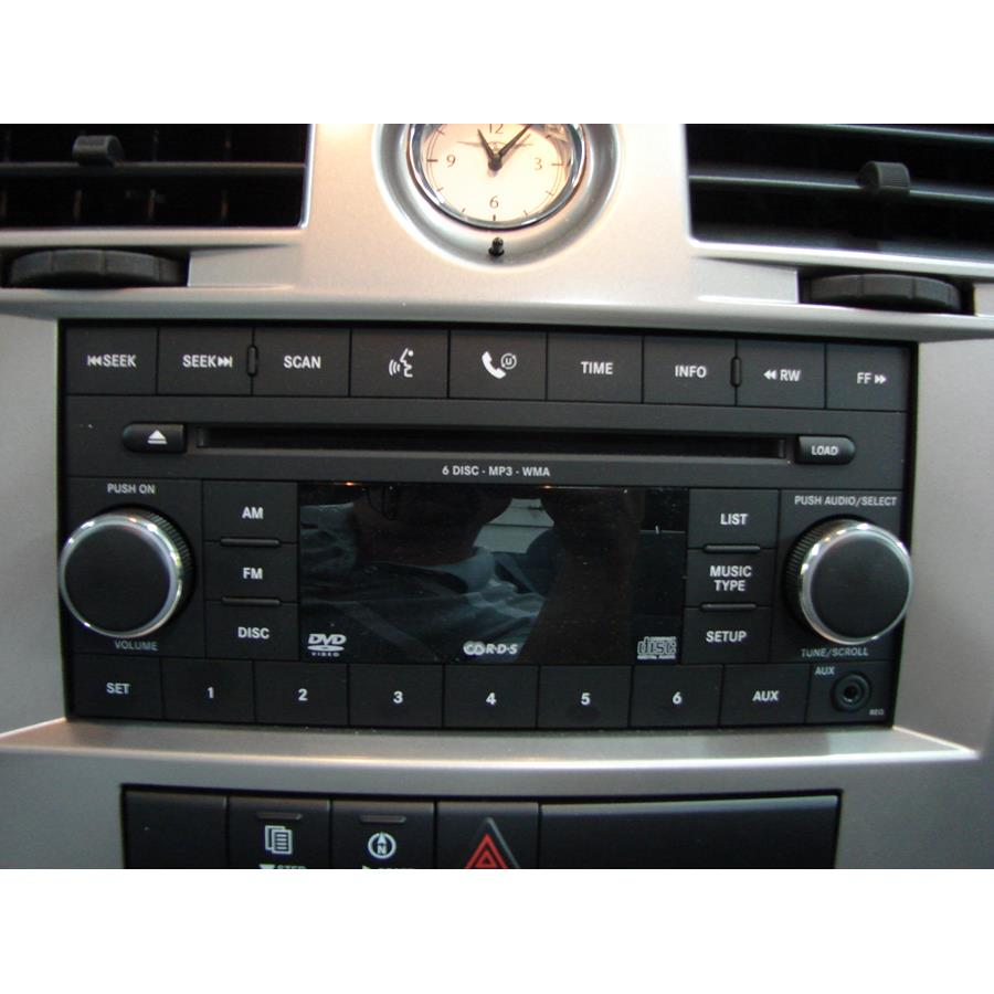 2010 Chrysler Sebring Factory Radio